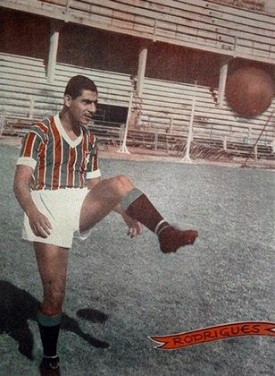 São Paulo: Rodrigues, 95 gols