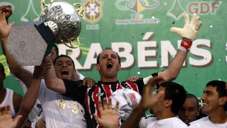 São Paulo - Jejum de 13 anos - Último título: Brasileirão 2008