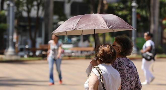 Em São Paulo, setembro tem dia mais quente da história