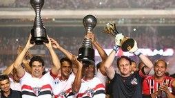 O tricampeão mundial São Paulo se apequenou e aprendeu a perder ()
