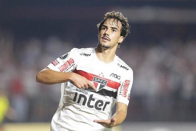 No dia 7 de novembro, o São Paulo recebeu o Goiás e venceu por 2 a 1, com gols de Brenner e Igor Gomes