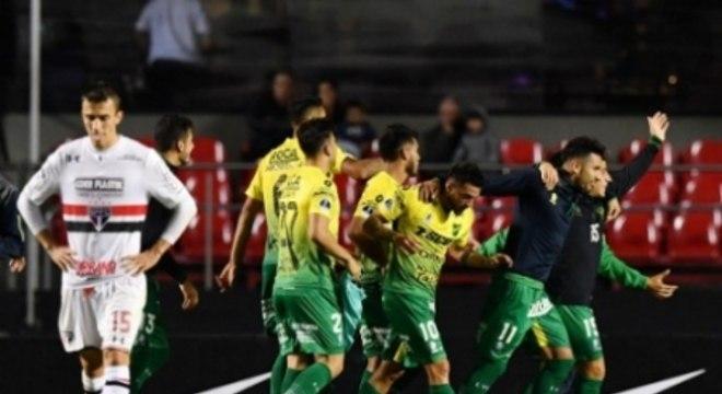 Defensa Y Justicia Um Perfil Do Rival Do Botafogo Na Sul