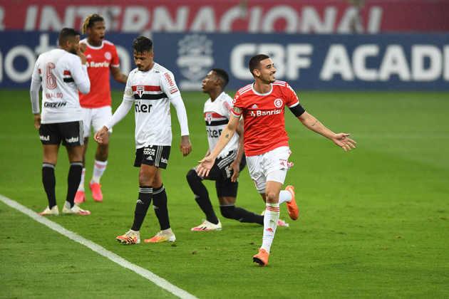 São Paulo X Internacional - 31ª rodada - 20/01 - 21h30 - Morumbi