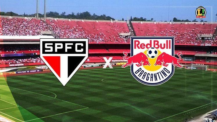 São Paulo x Red Bull Bragantino - Estádio: Morumbi - Dia 04/07/2021 - Horário: 18h15 - Transmissão: Premiere