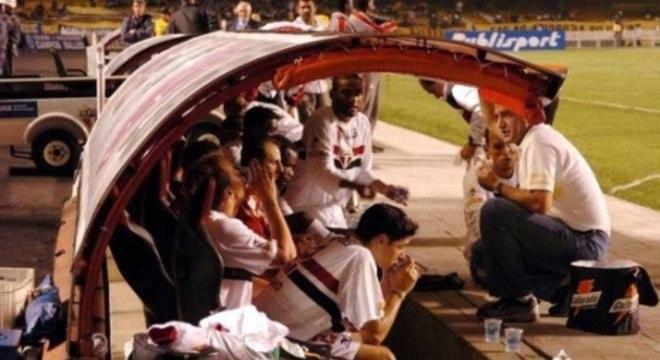 São Paulo x Rosario 2004