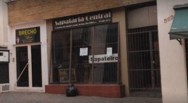 Em Jundiaí, sapataria centenária não resistiu à crise na pandemia