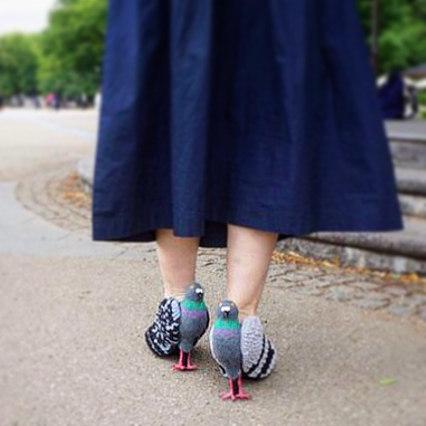 cd31684aaf ... Quando a gente acha que já viu de tudo na moda sempre aparece algo para  surpreender ...