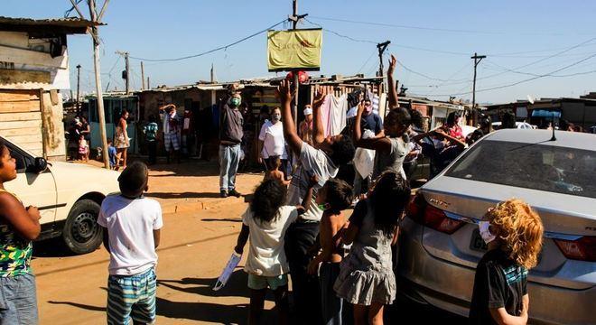 Distrito de Sapopemba lidera ranking de mortes por covid-19 com 300 óbitos