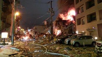 __Explosão em restaurante no Japão deixa mais de 40 feridos__
