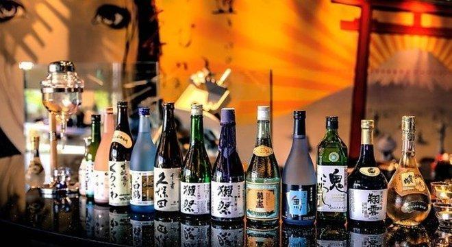 Saquês também são harmonizados com comida, assim como vinhos