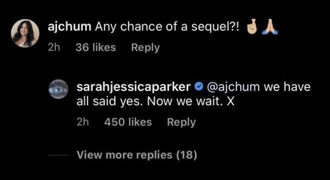 Sarah Jessica Parker Abracadabra