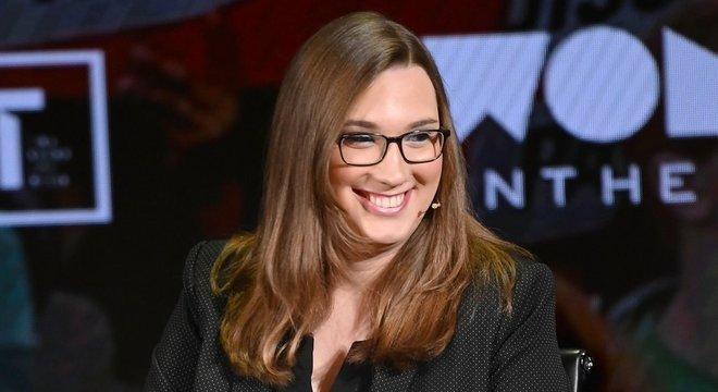 Sarah McBride trabalhou na Casa Branca durante o governo de Barack Obama