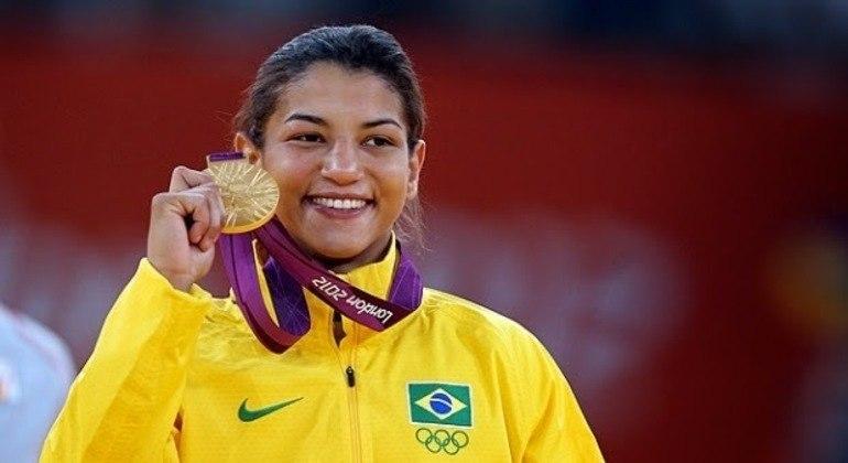 Sarah Menezes, Londres/2012, o último ouro do Brasil num Dia 1 dos Jogos