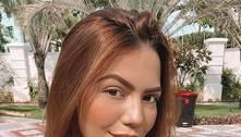 Sarah Poncio descobre nódulo na mama e passa por cirurgia