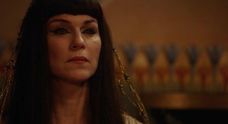 """""""Quando Sarai é separada de Abrão para ficar no harém do faraó, a dor do nosso casal protagonista é inevitável, quase insuportável"""""""
