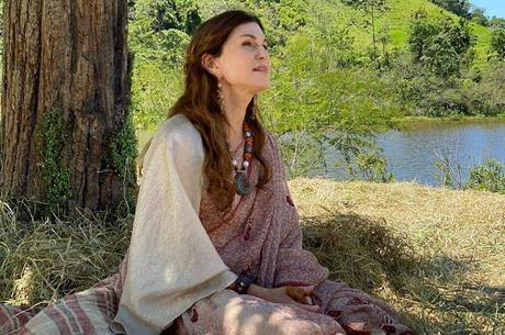 Sarai será vivida pela atriz Adriana Garambone