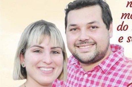 Sari Corte Real e Sérgio Hacker