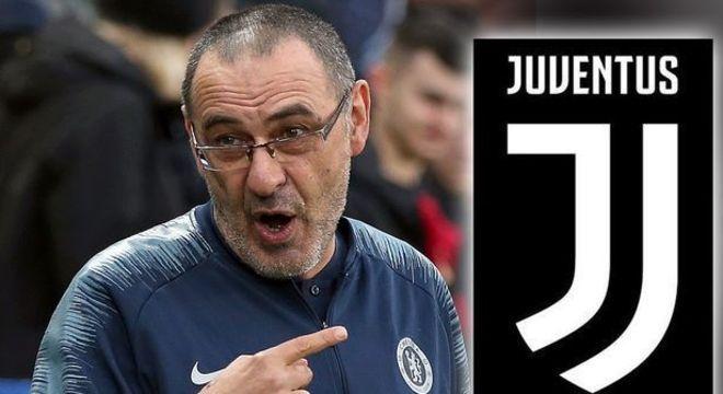 """Sarri, o """"scaramantico"""", do Chelsea à Juventus de Turim"""