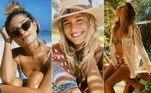 Sasha Meneghel fez uma viagem para lugares paradisíacos no México. Em seu Instagram, ela mostrou alguns dos momentos em Tulum. Sasha se hospedou em dois locais diferentes, ambos estadias de luxo, com diárias que podem chegar a R$ 40 mil. Confira alguns dos cliques dos passeios que misturaram relaxamento e aventura