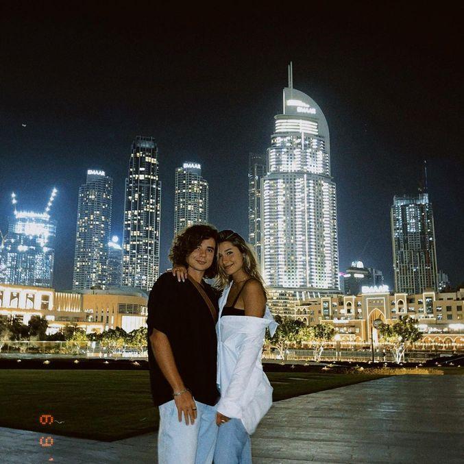 """""""Dubai, foi um prazer te conhecer"""", escreveu a estudante de moda"""