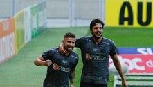 Atlético-MG empata com Tombense e aguarda por Cruzeiro ou América