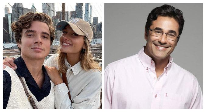 Marido de Sasha diz que Luciano Szafir não está mais com covid-19 – Entretenimento