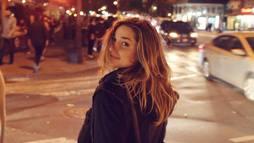 Sasha Meneghel diz que aprendeu a costurar morando em Nova York ()