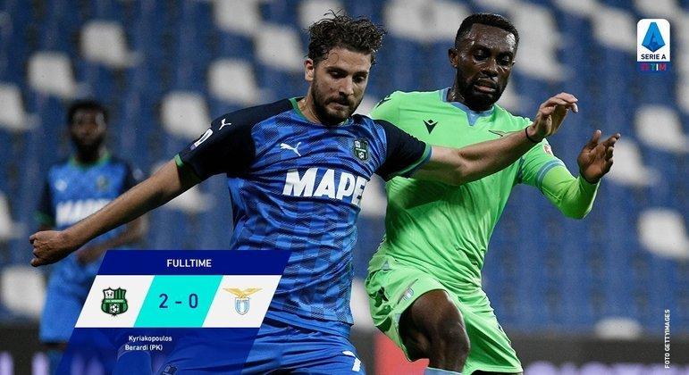 Sassuolo, apesar da vitória a tristeza por ficar fora da Europa