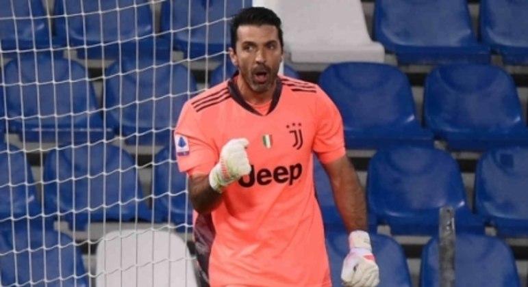 Sassuolo x Juventus - Buffon