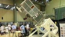 Primeiro satélite 100% brasileiro é lançado neste domingo (28)