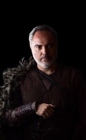 Saulo Rodrigues vai interpretar o personagem Társis na terceira fase de Gênesis