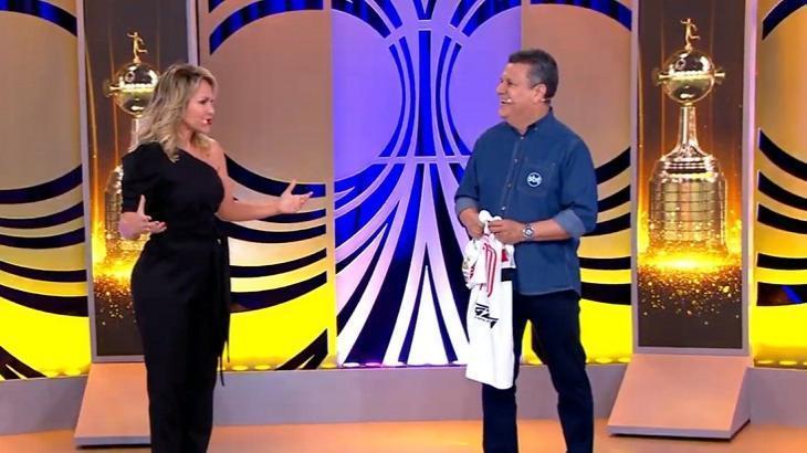 SBT 'tomou' a Libertadores da Globo. Desestímulo para a Ambev seguir na emissora