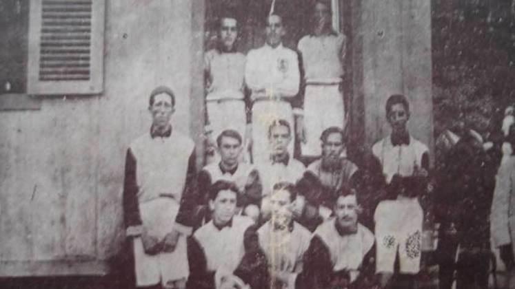 SC Americano: vice em 1912.