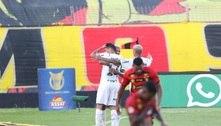 Palmeiras vence o Sport por 1 a 0 e divide liderança com o Athletico-PR