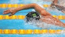 Brasil é 8º no revezamento 4x200m livre masculino na natação