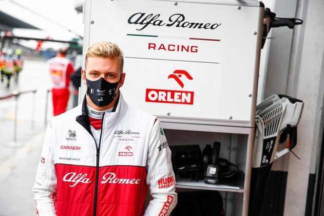 Schumacher é líder da Fórmula 2 e cotado para uma vaga na Alfa Romeo em 2021
