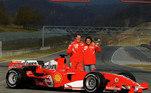 Schumacher, Massa
