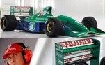 Schumacher, michael schumacher, jordan 191, jordan 1991