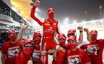Além disso, o dirigente confirmou que Schumacher acompanha de perto a carreira do filho Mick Schumacher, que foi campeão da Fórmula 2, em 2020