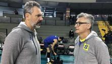 Recuperado de complicações da covid, Renan volta a treinar Brasil