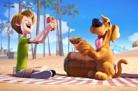 Animação 'Scooby' vai estrear na internet