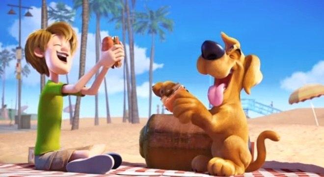 Animação mostra como Scooby conheceu Salsicha