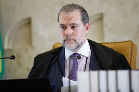Na imagem, ministro Dias Toffoli