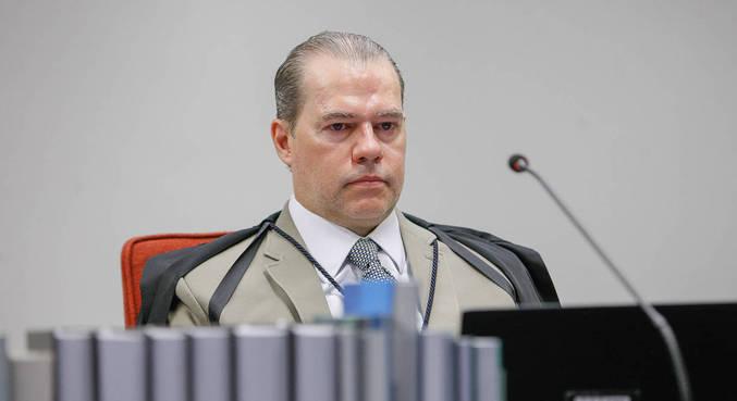 Decisão do ministro Dias Toffoli terá de ser confirmada pelo plenário do STF