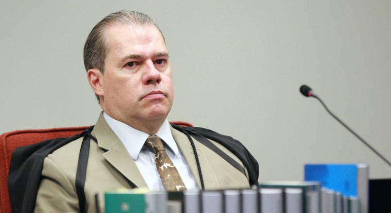 O ministro Dias Toffoli, relator do caso, já havia concedido liminar no início deste mês