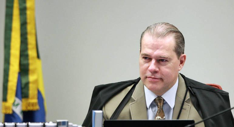 Ministro Dias Toffoli negou acusação