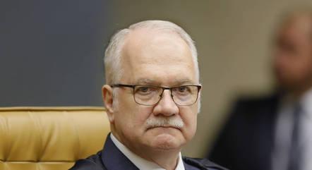 Fachin votou por endurecer regras de operações