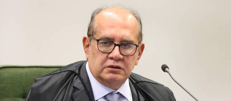 Ministro Gilmar Mendes preside sessão por videoconferência da 2ª turma. Foto: Nelson Jr./SCO/STF (24/11/2020)