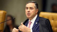 Barroso paralisa pedido sobre Ficha Limpa até definição do STF