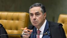 Ministro Barroso vê 'obsessão' com a Lei de Segurança Nacional
